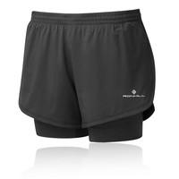 Ronhill Stride Twin Women's Shorts - SS19