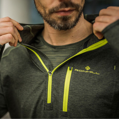 Ronhill Momentum Workout Hoodie