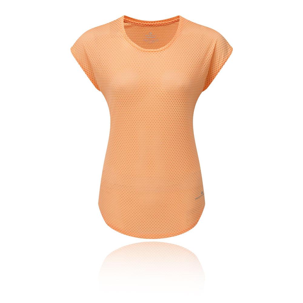 Ronhill Momentum Deluxe Short Sleeve Women's T-Shirt - SS19