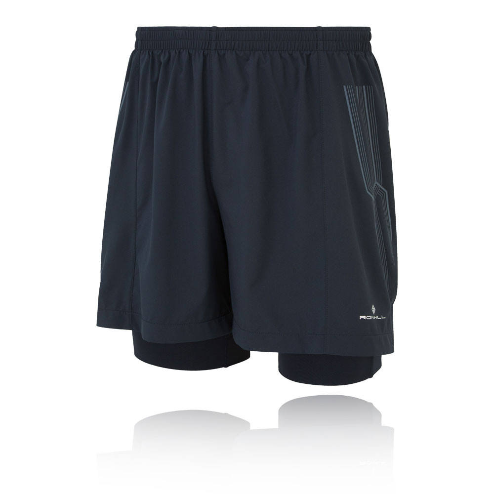 Ronhill Infinity Marathon Twin pantalones cortos - AW19