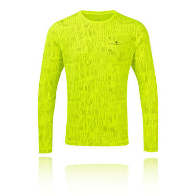 Ronhill Momentum Afterlight Long Sleeve Top - AW19