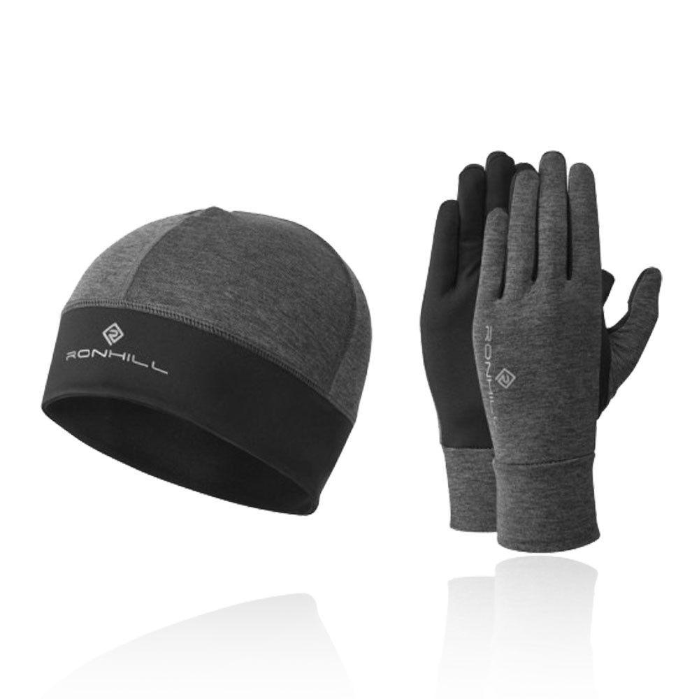 Ronhill Contour Beanie And Glove Set - AW19