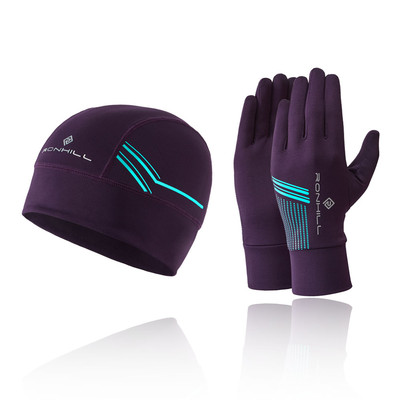 Ronhill Beanie And Glove Set - AW19