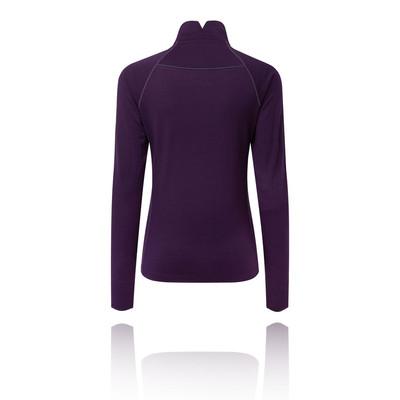 Ronhill Infinity Merino Women's 1/2 Zip Long Sleeve Top - AW19