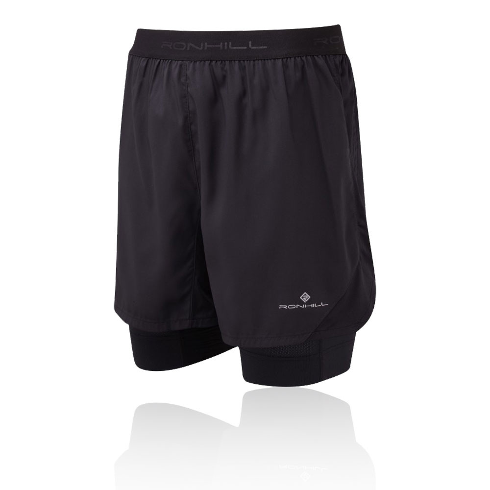 Ronhill Stride Revive Twin Shorts - SS20