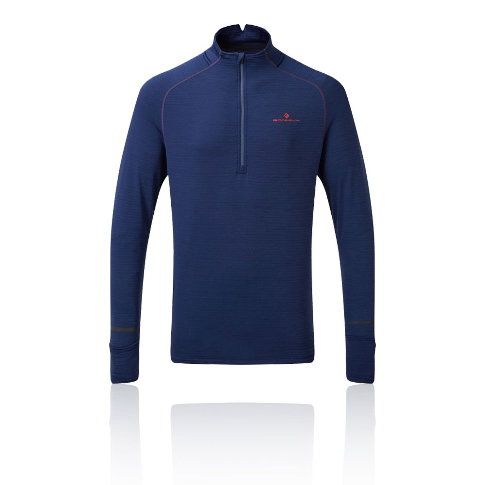 Ronhill Stride Matrix Half Zip Top - SS20