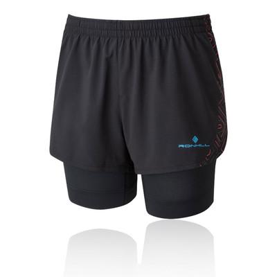 Ronhill Infinity Marathon Twin Damen Shorts - SS20