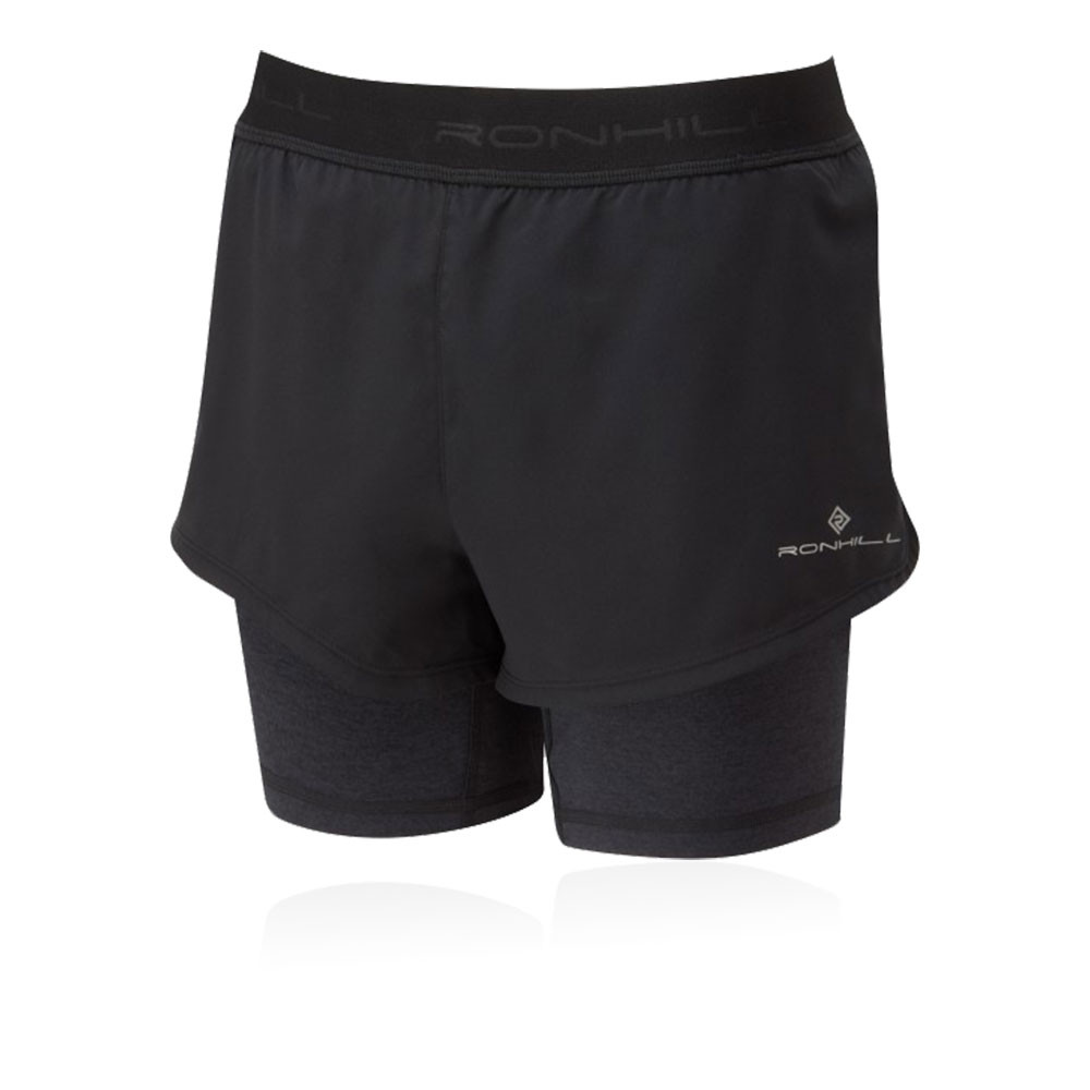 Ronhill Stride Women's Twin Shorts - SS20