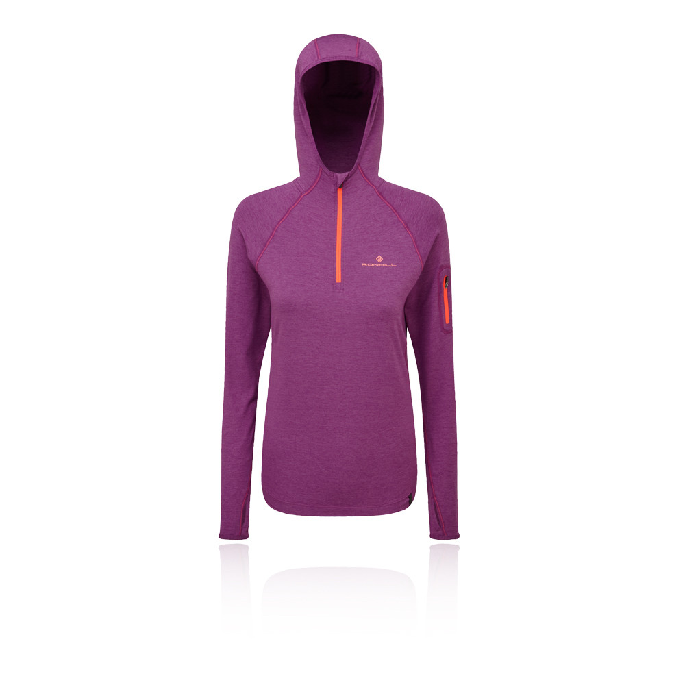 Ronhill Mens Momentum Workout Hoodie Hooded Top