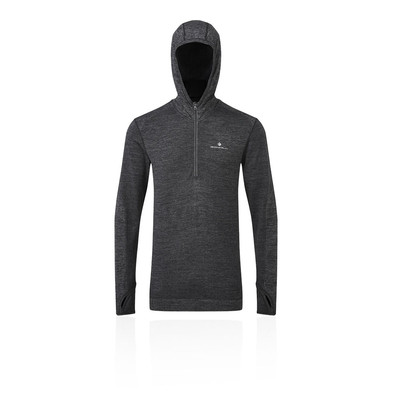 Ronhill Life Seamless Half-Zip Hooded Running Top - SS21