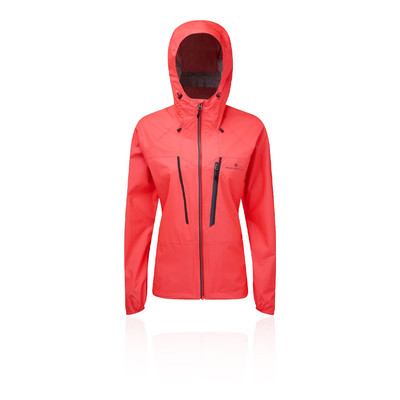 Ronhill Tech Fortify Waterproof Packable Women's Running Jacket - AW20