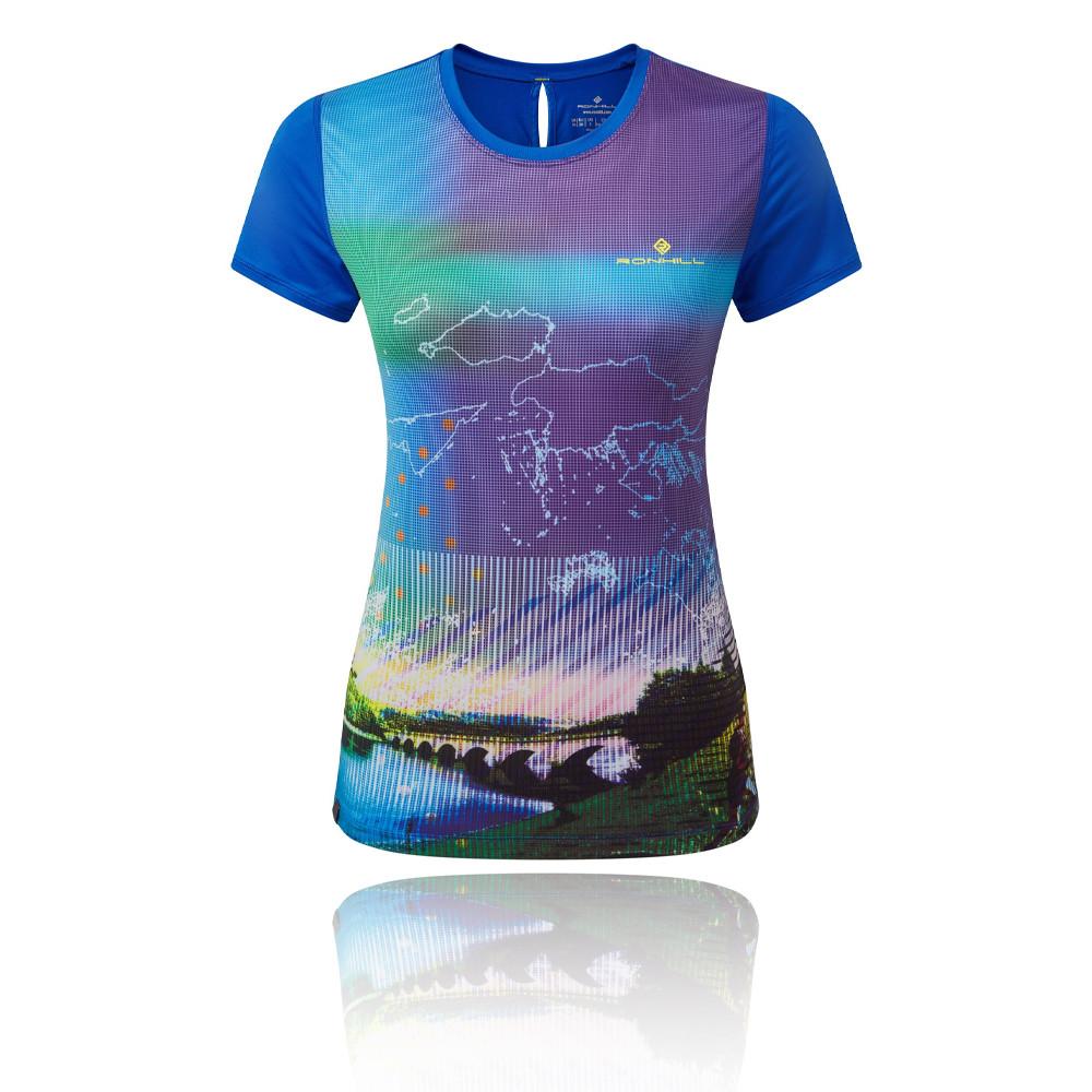 New In Ronhill Tech Revive Women's T-Shirt - SS21