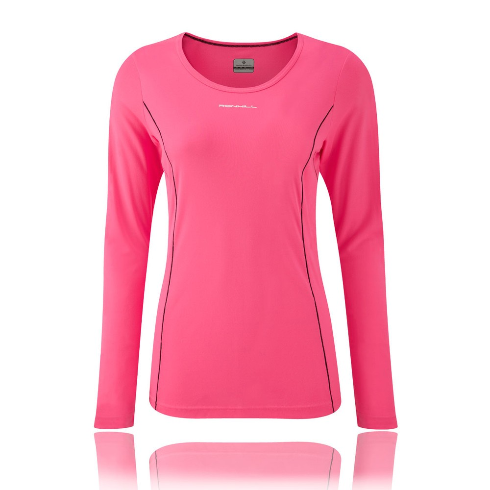 Ronhill Base Thermal Air Women's Long Sleeve Running Top