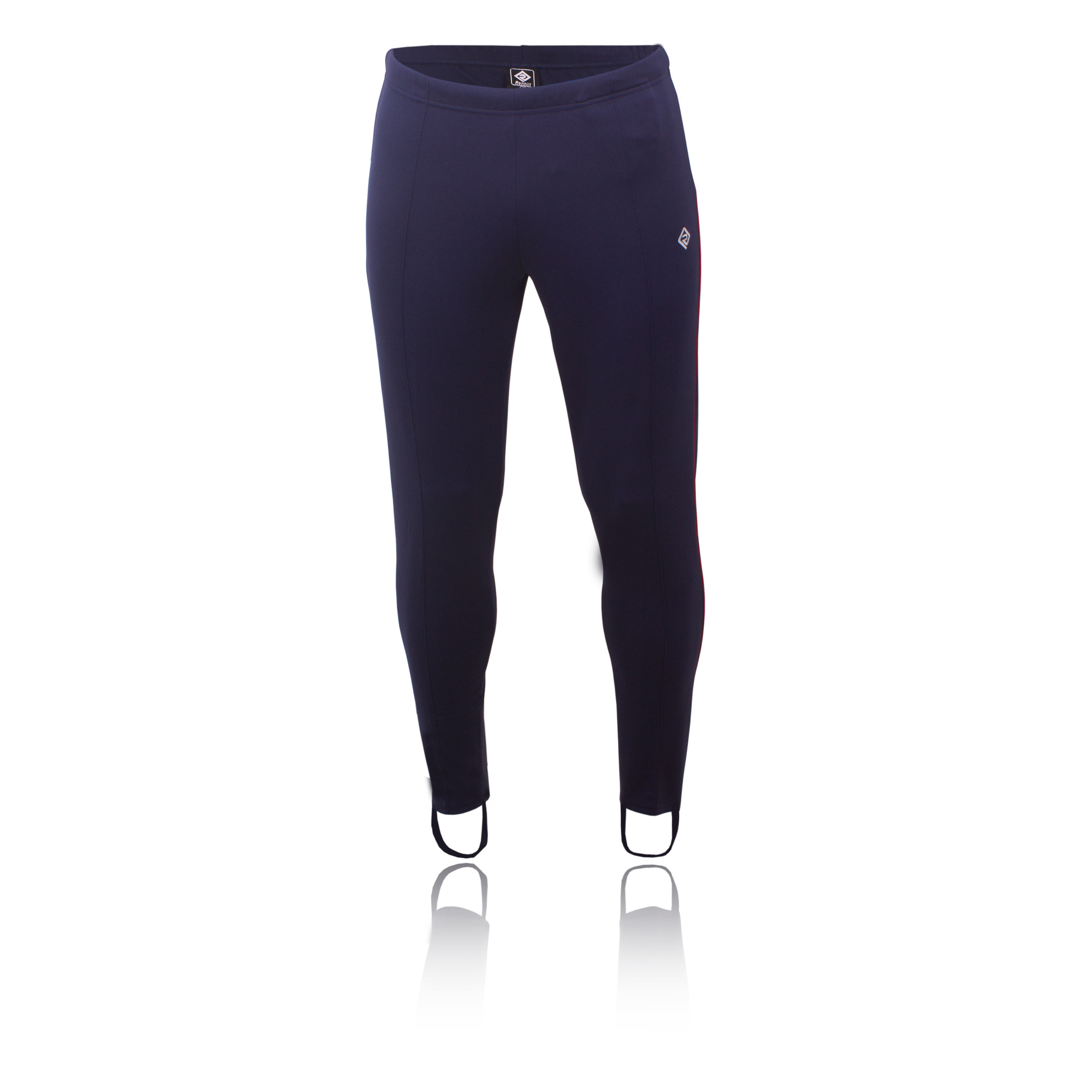 Ronhill Trackster Classic GT Mens Black Running Sports Track Pants Bottoms New