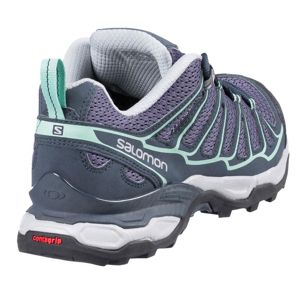 Salomon Damen X Schuhe Ultra Prime Wanderschuhe Trekking Outdoor Schuhe X Marineblau f08a32