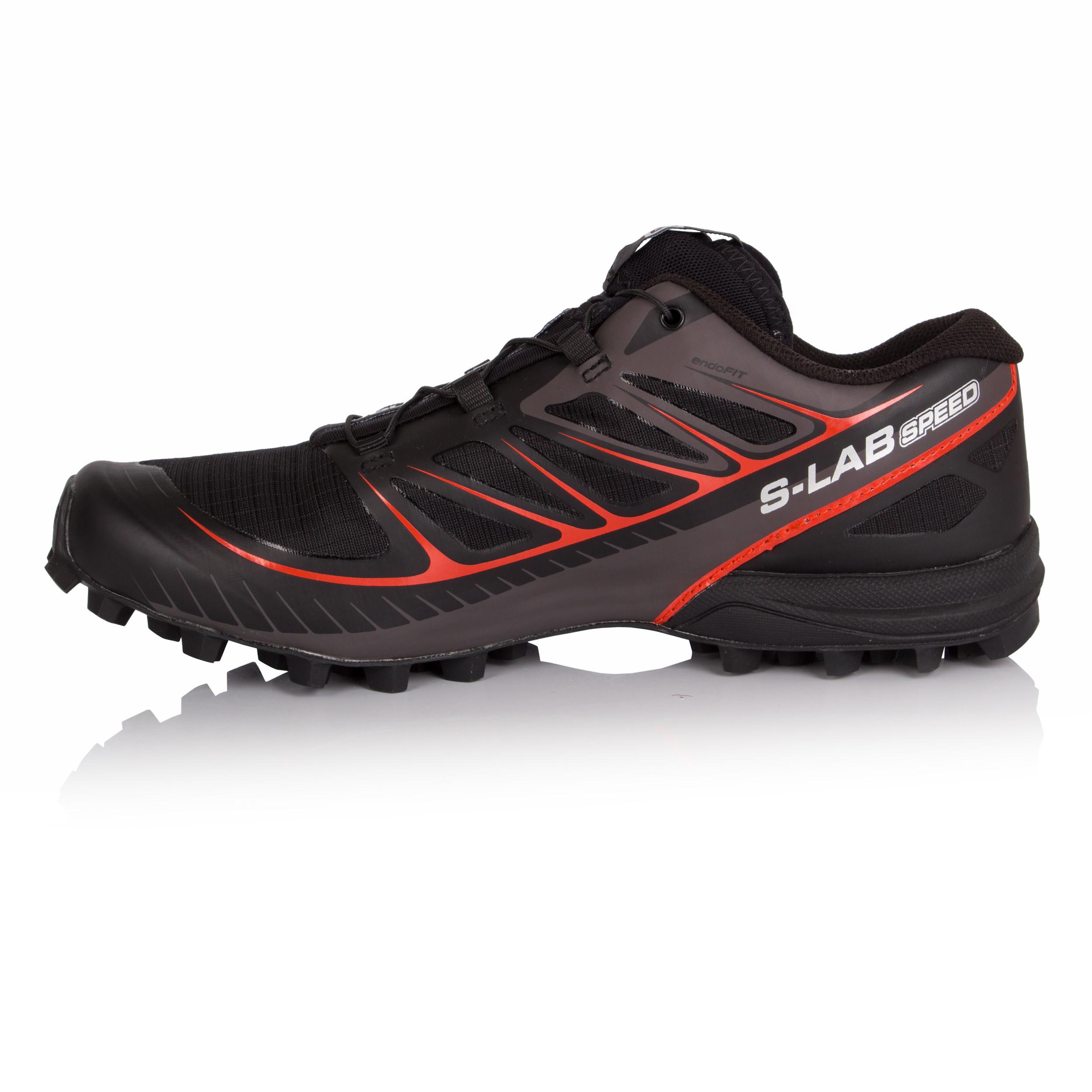 Running S Black Shoes Sports Lab Sensifit Speed Mens Salomon Trail ikXuZPOT