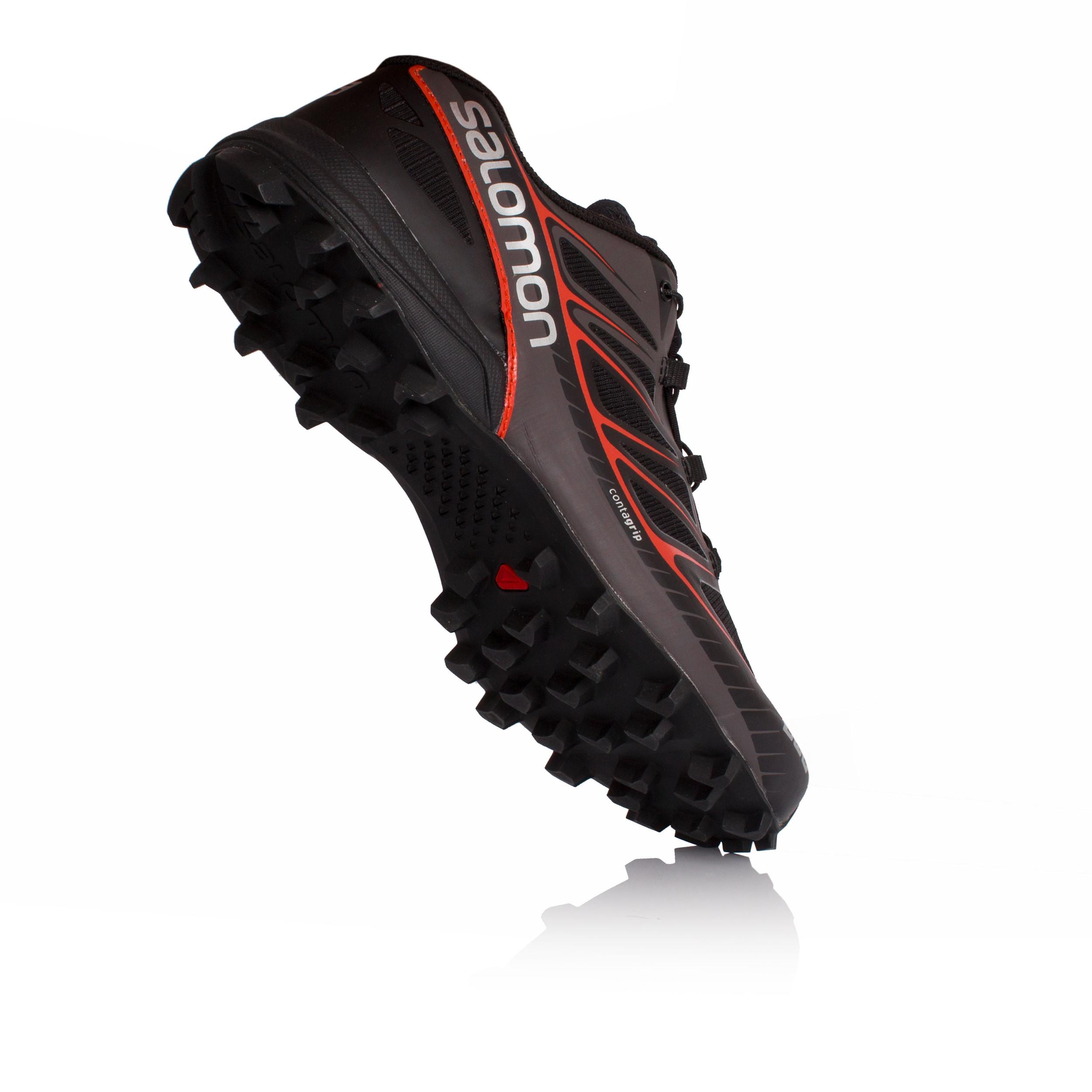 Salomon S-Lab vitesse Homme Noir Sensifit Trail Running Baskets Baskets Baskets Chaussures de sport | Magnifique  a28d14