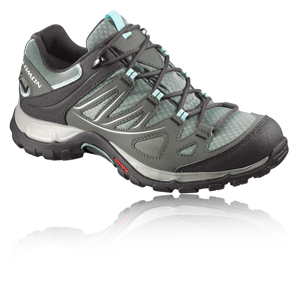 Salomon Walking Women Shoes Images
