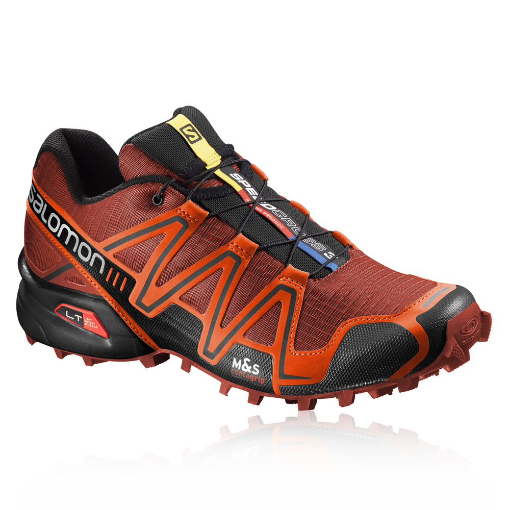 salomon speedcross 3 trail running shoes ss16 40 off. Black Bedroom Furniture Sets. Home Design Ideas