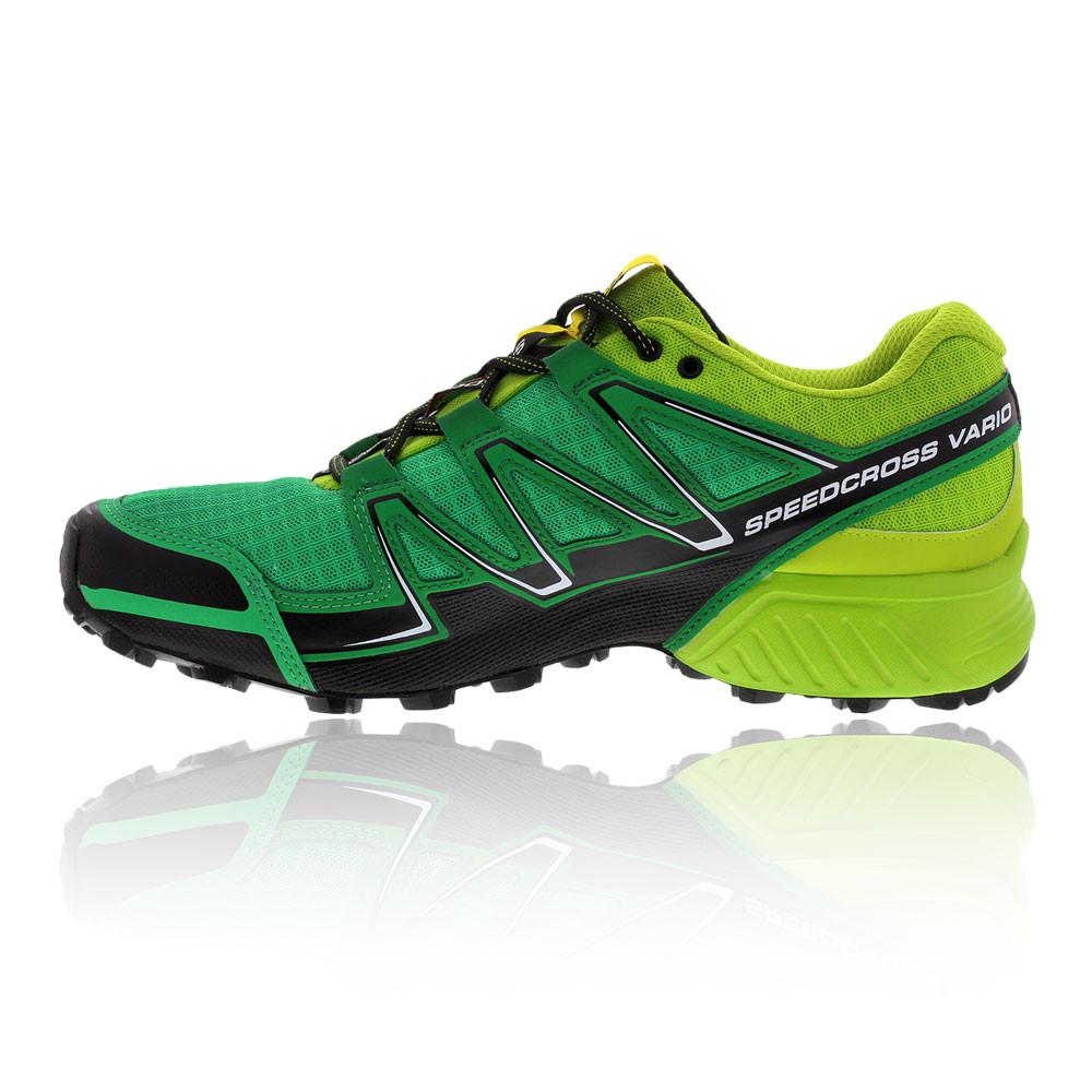 Salomon Speedcross Vario Running Womens Shoes