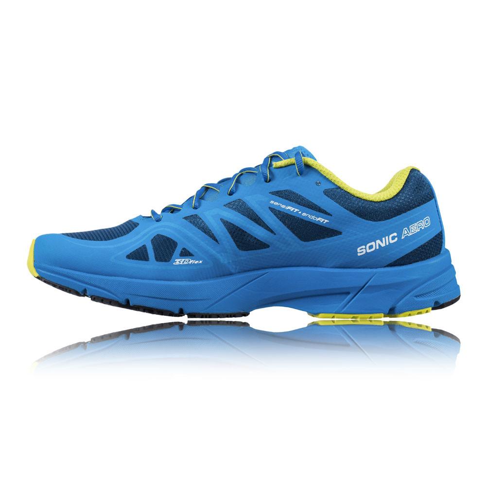 Salomon Sonic Aero Trail Running Shoes Womens