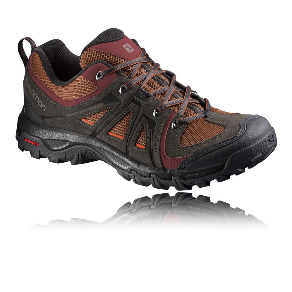 salomon evasion aero walking shoes ss16 40