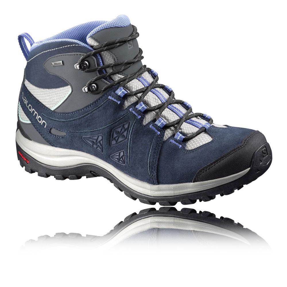 Salomon Ellipse Gtx Women S Walking Shoes