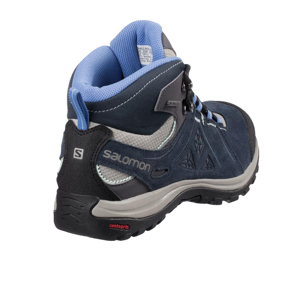 Salomon Ellipse  Gtx Women S Walking Shoes Aw