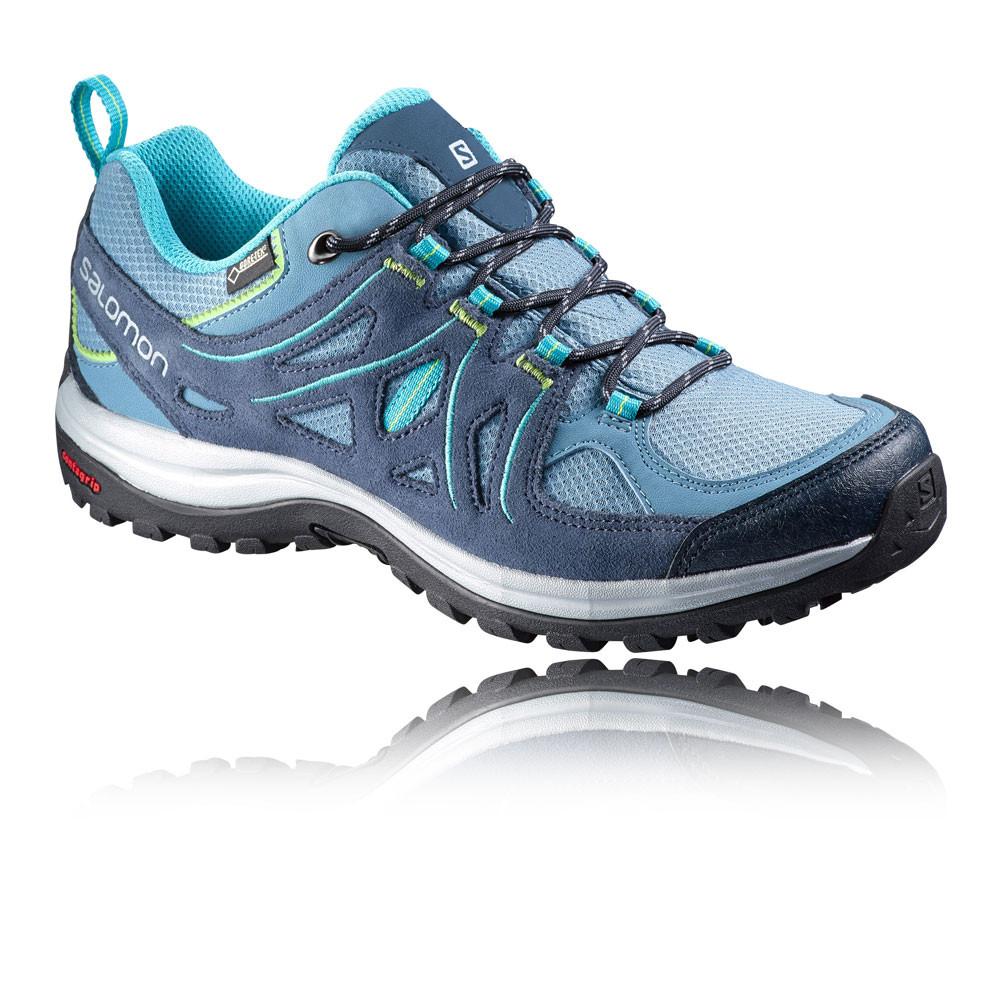 salomon ellipse 2 gtx s walking shoes aw16 40