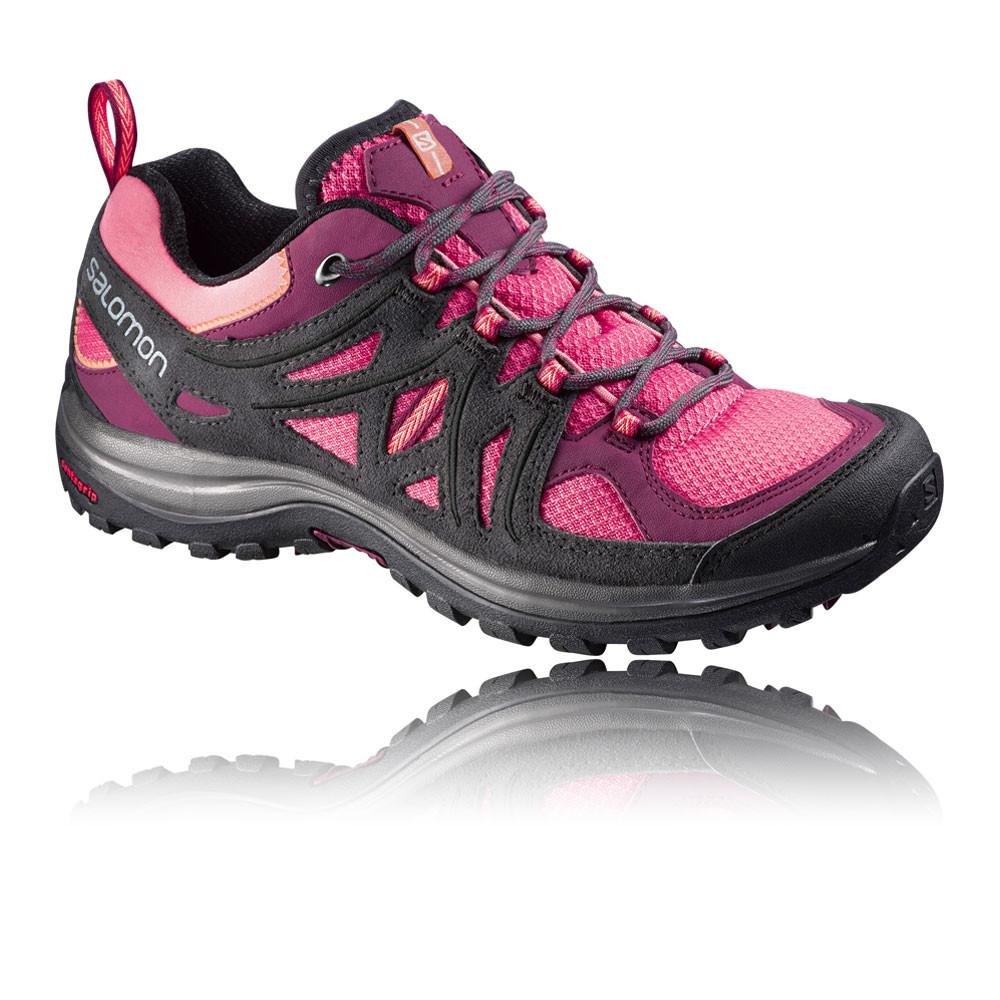salomon ellipse 2 aero s walking shoes ss16 40