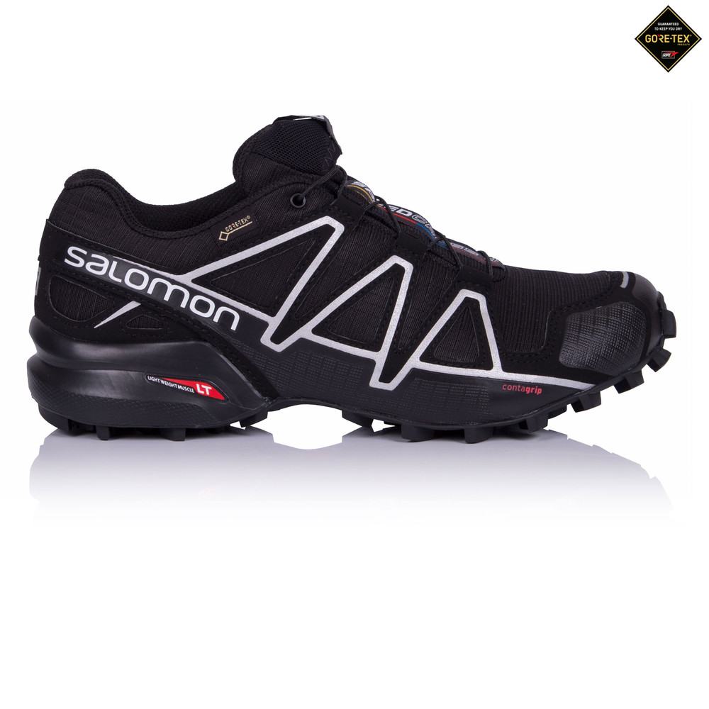 Salomon Speedcross 4 GORE TEX Trail Running Shoes SS19