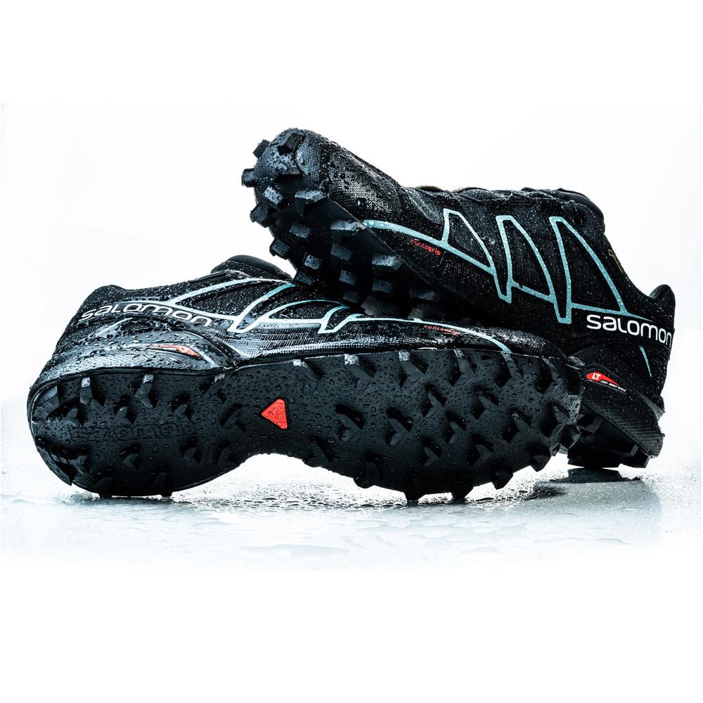 Salomon Speedcross 4 GORE TEX Damen Traillauf laufschuhe