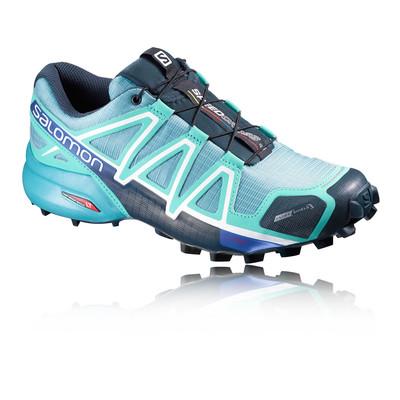 Salomon Speedcross 4 CS Womens Senderismo zapatilla para correr - AW16