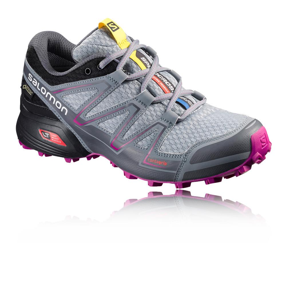 Salomon Gore Tex Shoes Mens