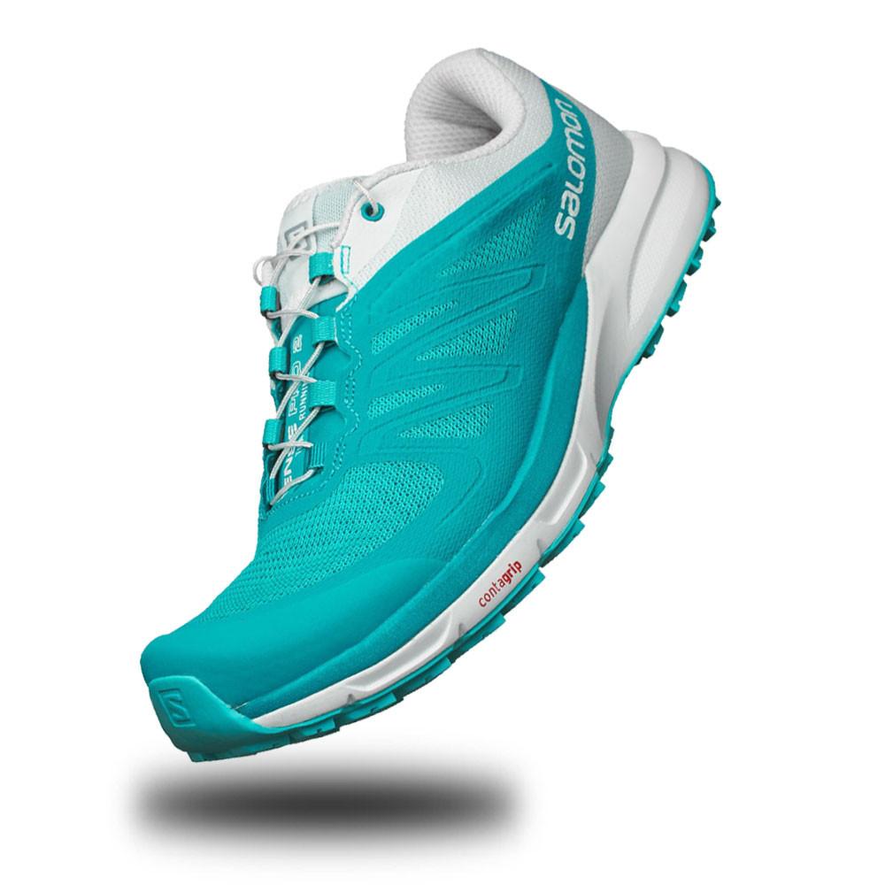 salomon sense pro 2 para mujer trail zapatillas de running ss17 50 descuento. Black Bedroom Furniture Sets. Home Design Ideas