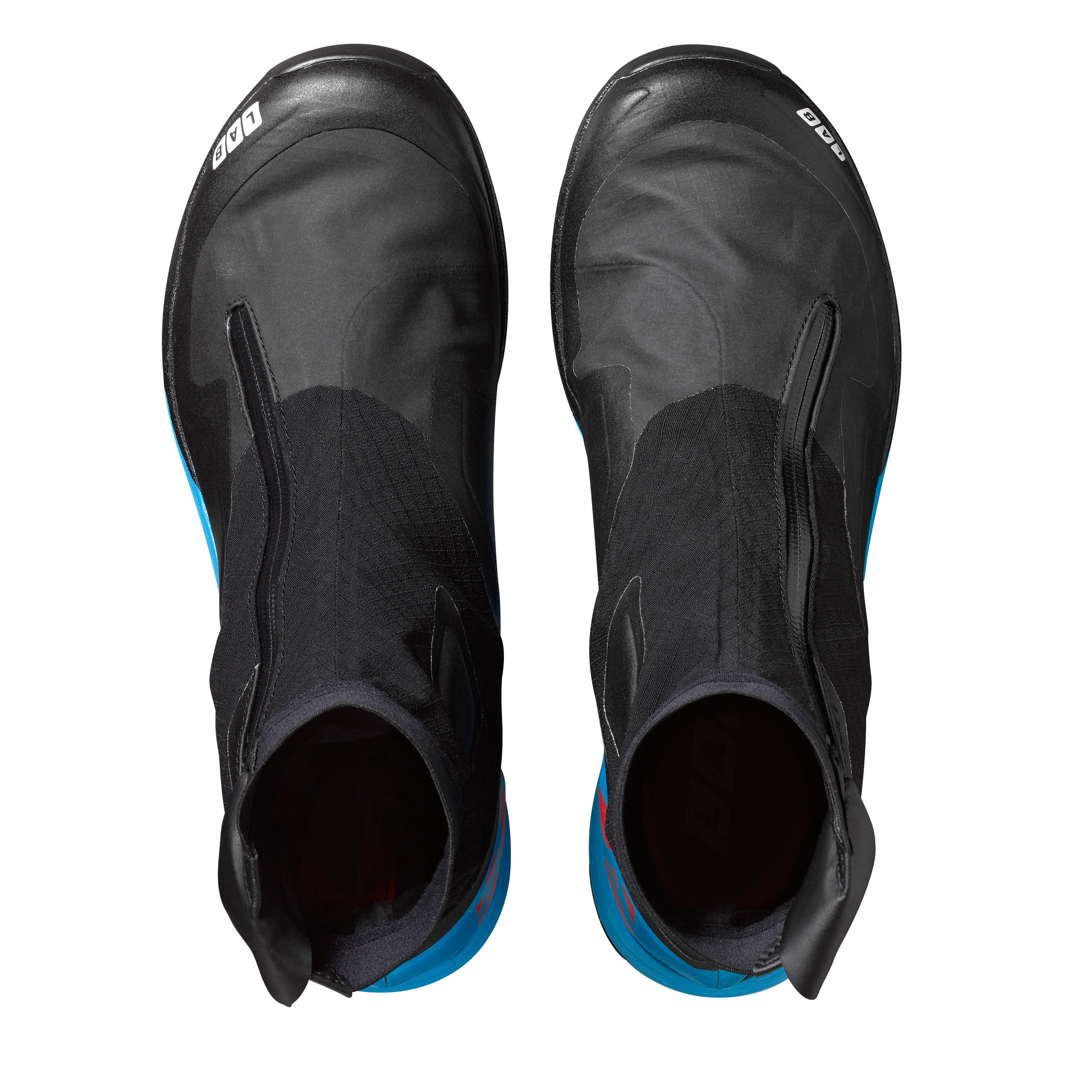 Salomon S-Lab XA Alpine Unisex Blue Black Trail Running Sports Shoes  Trainers 0e37e66d976