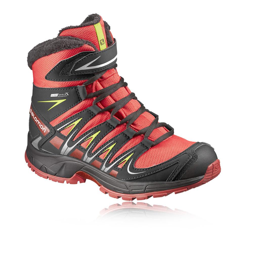 Salomon XA Pro 3D Climashield Imperméable Junior Chaussures de marches