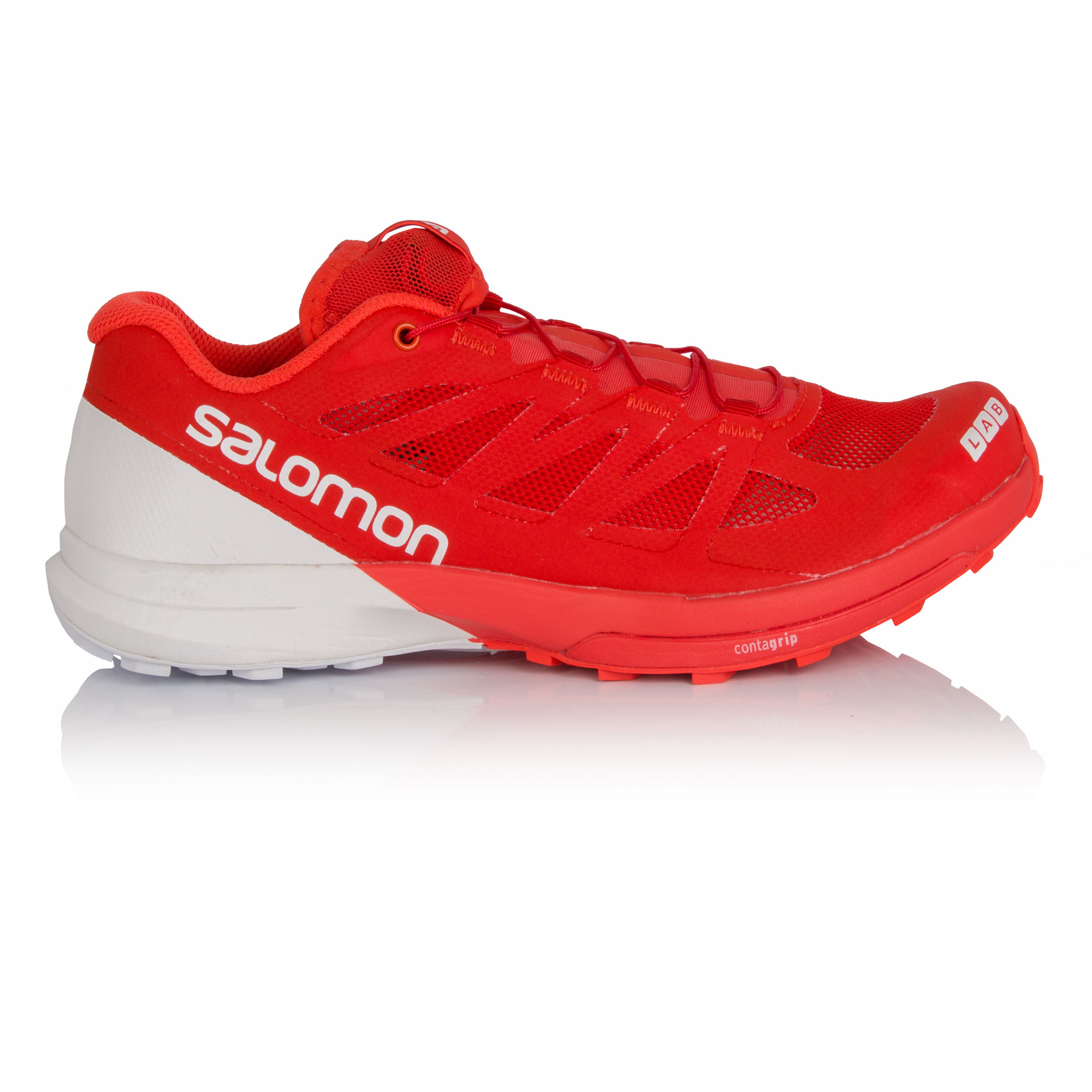 new arrival 17553 25969 Details about Salomon S-Lab Sense 6 Unisex Red Trail Running Sports Shoes  Trainers Pumps