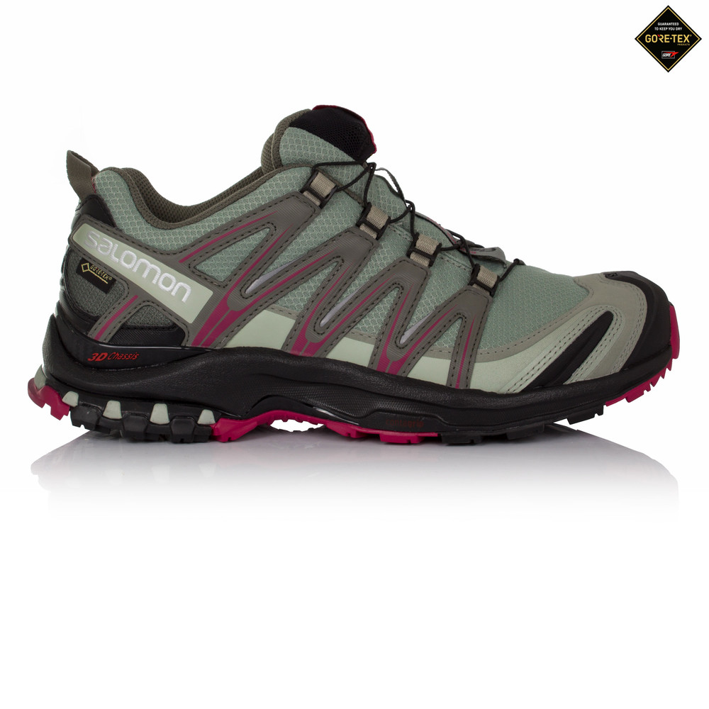salomon xa pro 3d gore tex women 39 s trail running shoes ss18 20 off. Black Bedroom Furniture Sets. Home Design Ideas
