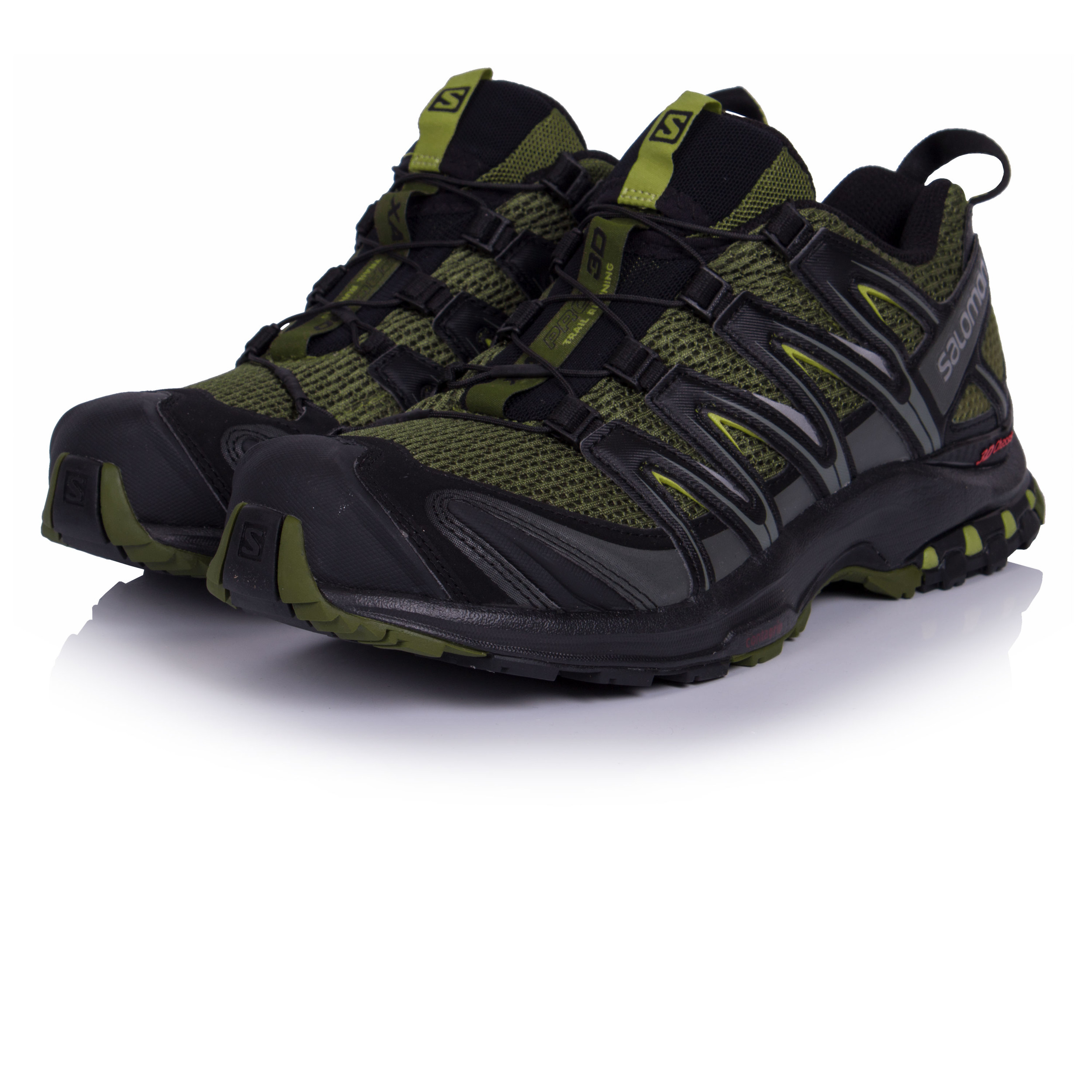 3d Xa Marche Noir Pro Homme Trail Salomon Chaussure De Vert Camping n8wk0OPX