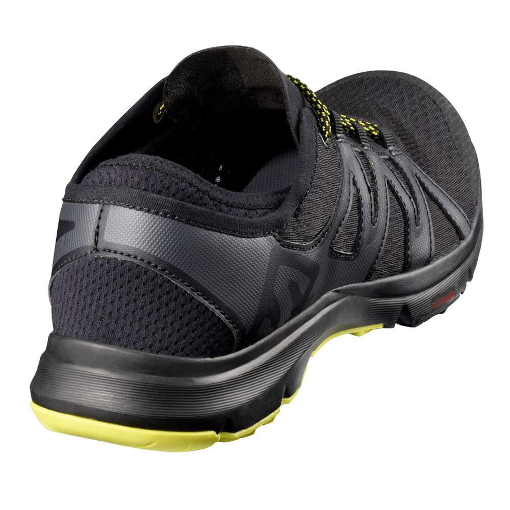 Salomon Crossamphibian Swift Mens Black Trail Running Shoes Trainers Pumps