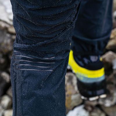 Salomon Bonatti pantalones impermeables de running para mujer- AW17