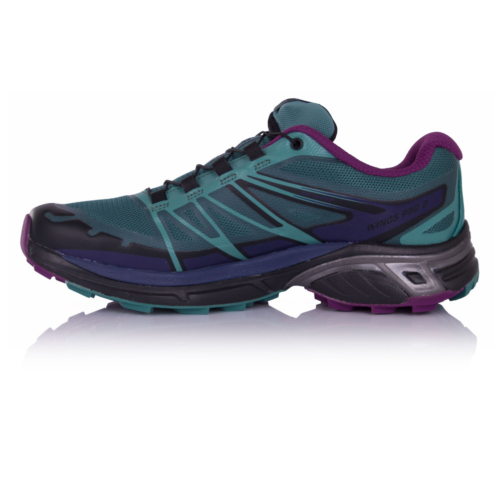 ... Salomon Wings Pro 2 Gore-Tex Women's Trail Running Shoes - AW17 ...