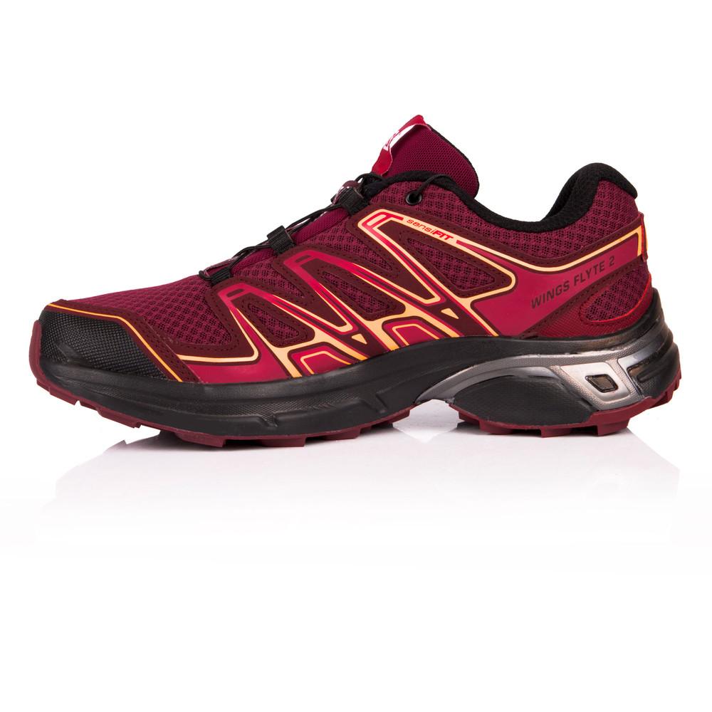 Salomon Wings Flyte  Womens Trail Running Shoes