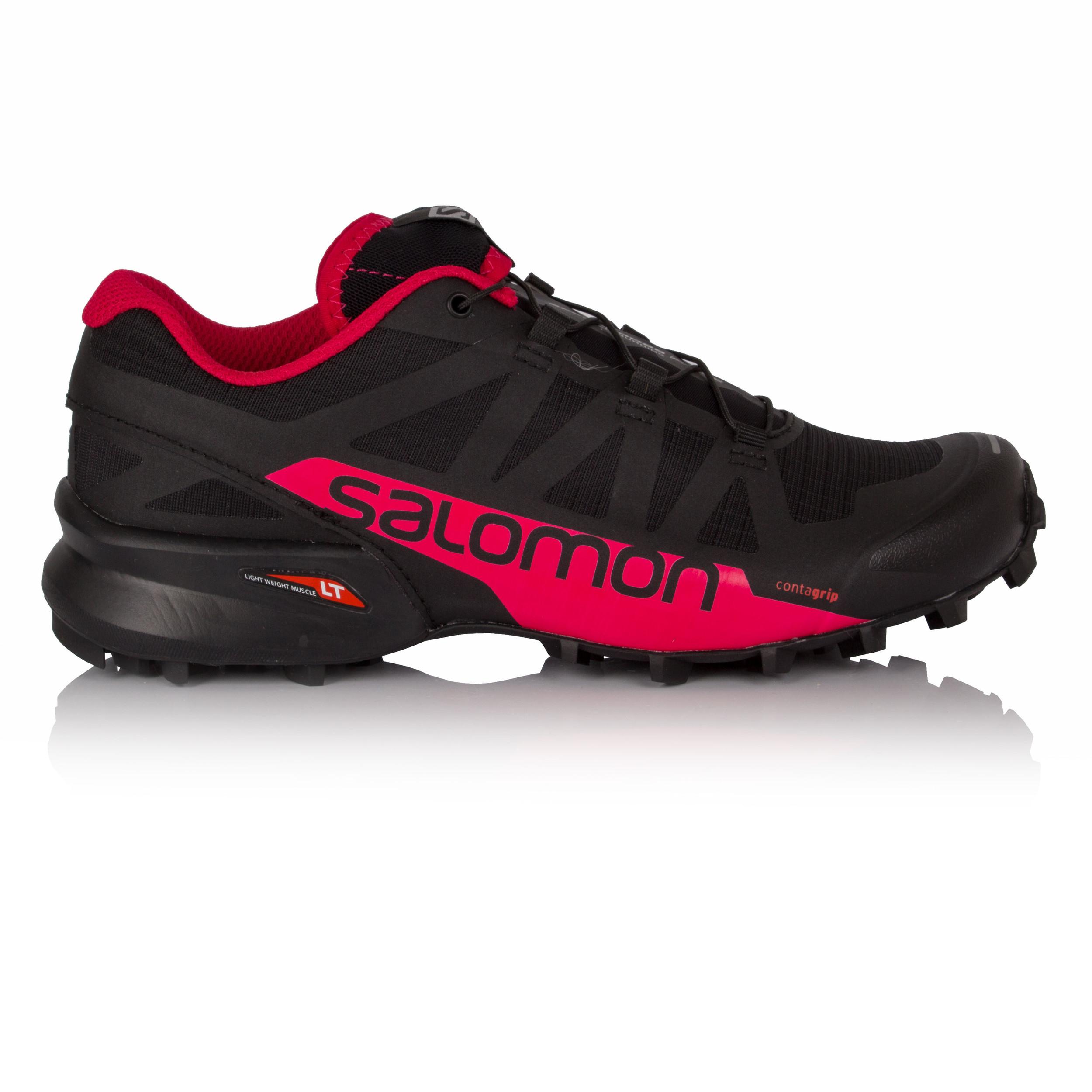 Salomon Speedcross Pro 2 Womens Pink