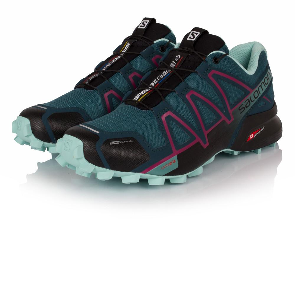 5b19c4f94def Salomon Speedcross 4 CS Women s Trail Running Shoes - AW18 - 46% Off ...