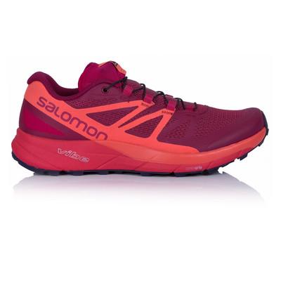 Salomon Sense Ride para mujer trail zapatillas de running