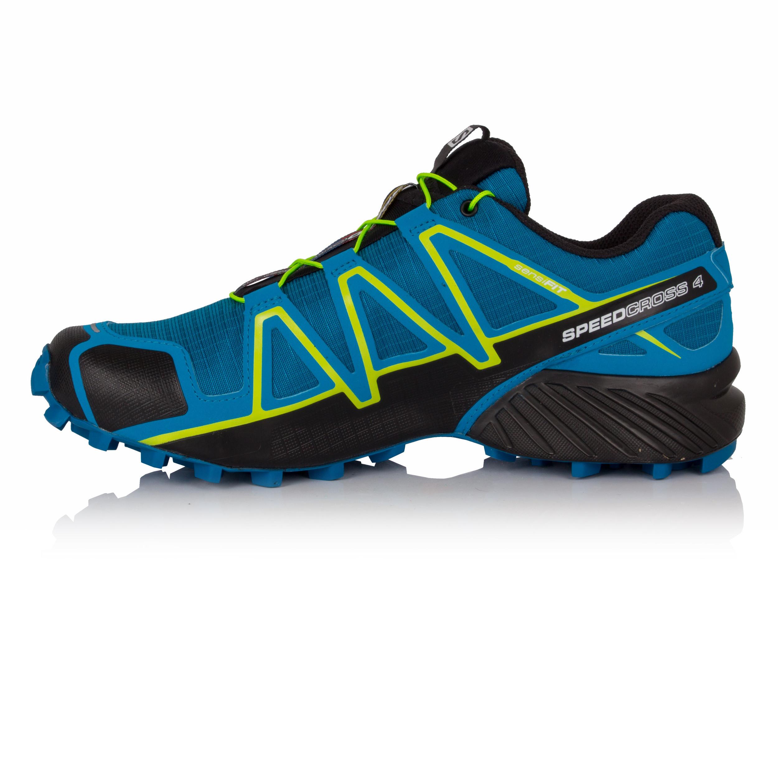 Titre Trail Chaussures D'origine Bleu De Salomon Cs Homme Speedcross Noir Running Sport Baskets 4 Détails Afficher Sur Le dQCxrBoeW