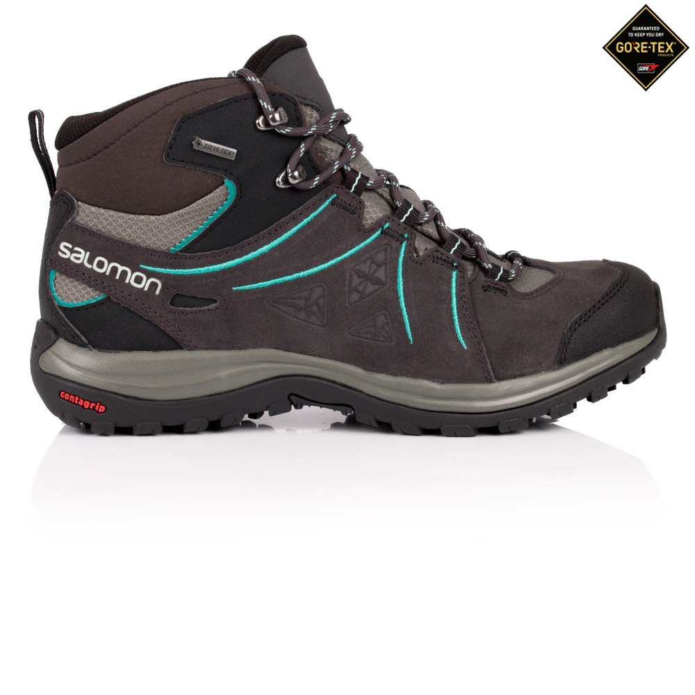 Salomon Ellipse 2 Mid LTR GORE TEX Damen Outdoor stiefel AW19