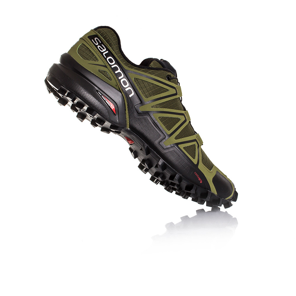 salomon how to trail run